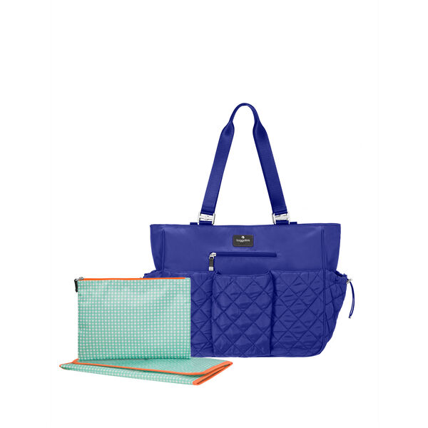 on the go diaper tote