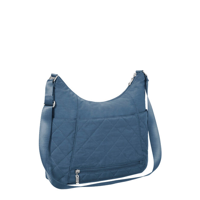 quilted hobo tote
