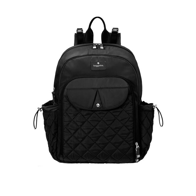 Ready To Run Diaper Backpack