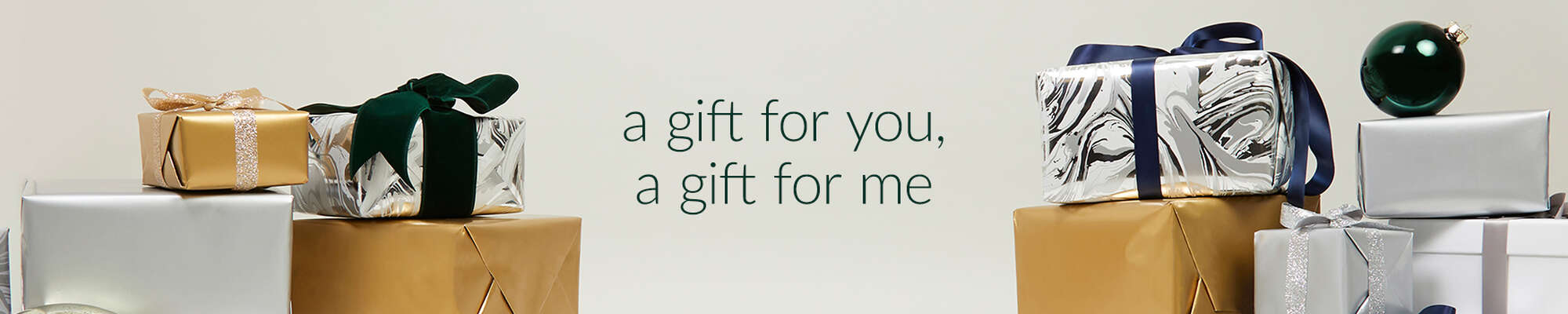'a gift for you