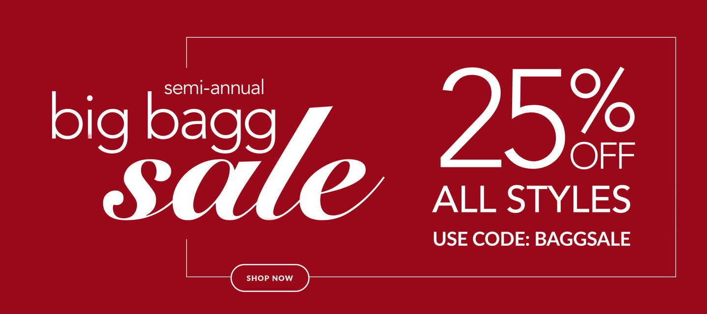'Semi-annual Big Bagg Sale