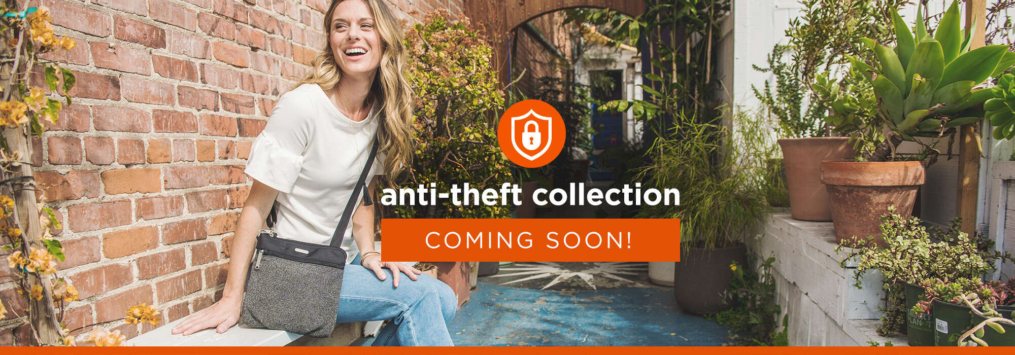 anti-theft collection: coming soon