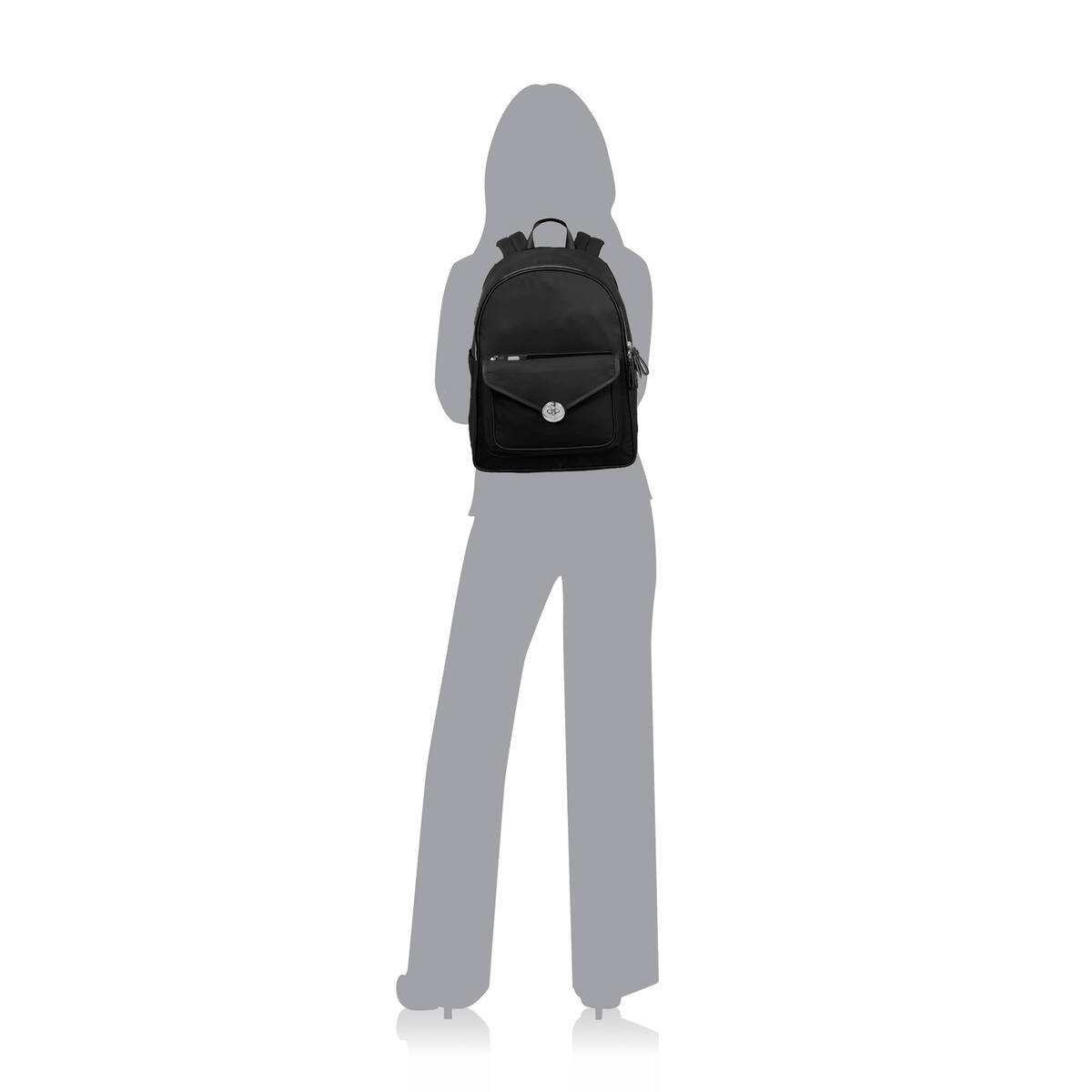 granada laptop backpack with rfid