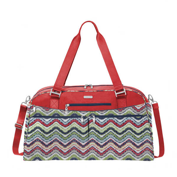 e8f3d4497e weekender tote bag with rfid wristlet