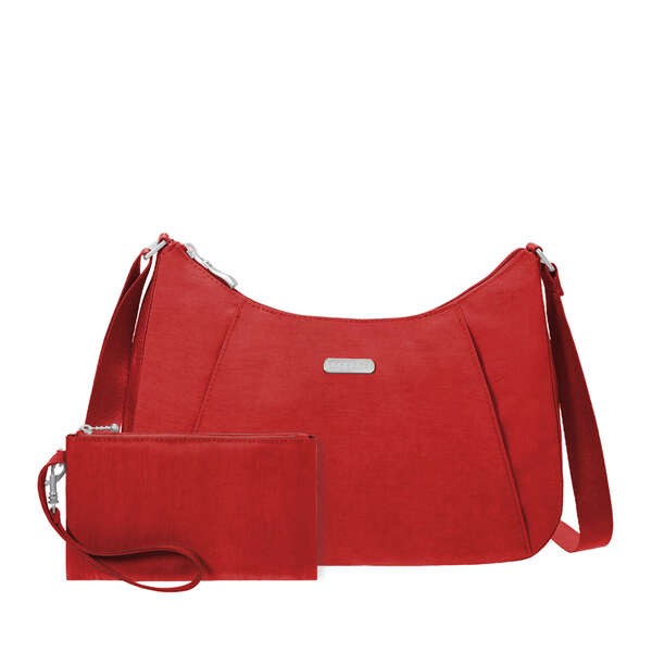 rfid slim crossbody hobo bag