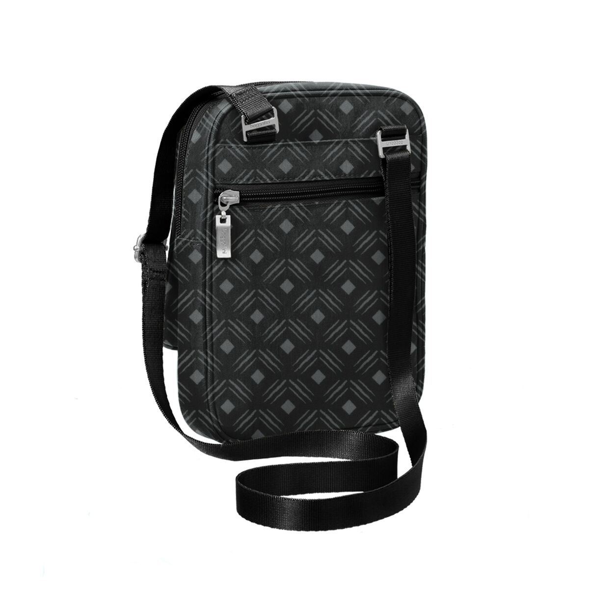 rfid journey crossbody bag