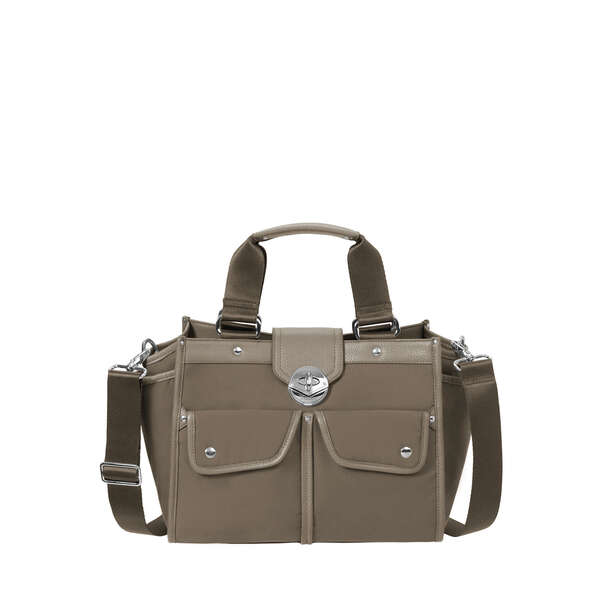 stanhope satchel bag with rfid wristlet