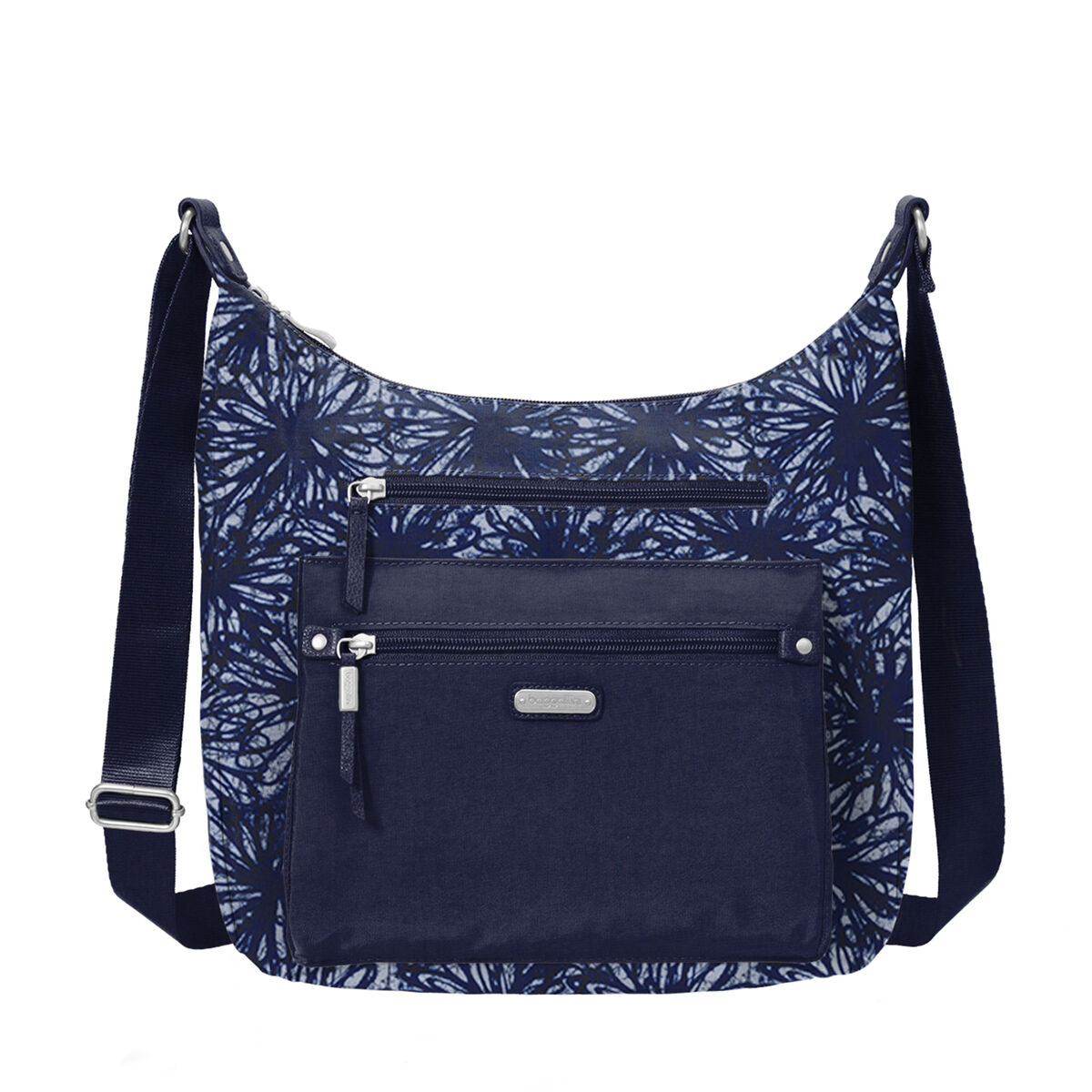 day trip hobo bag with rfid phone wristlet