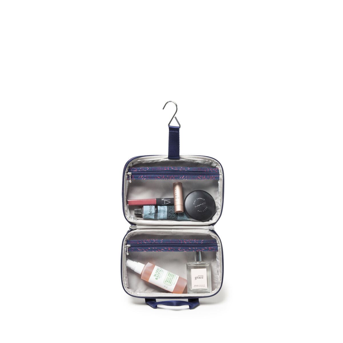 hanging travel kit