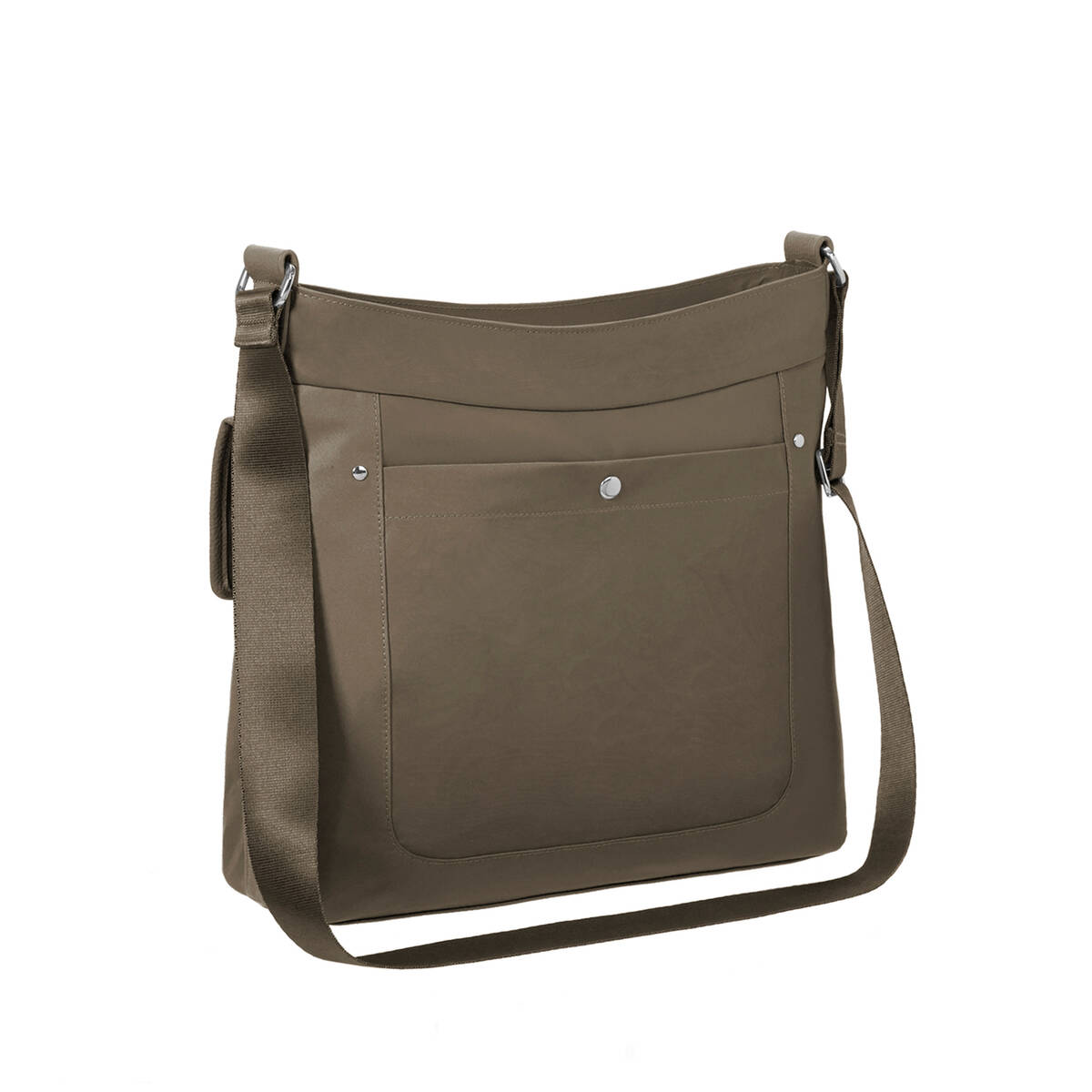 hillcrest hobo tote with rfid wristlet