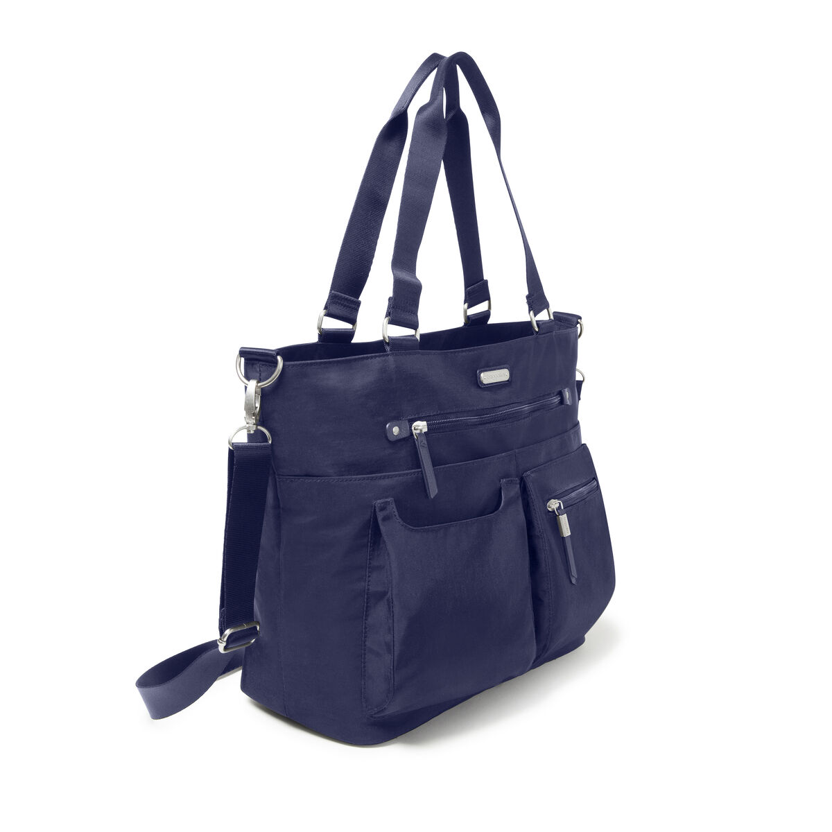 any day tote with rfid phone wristlet