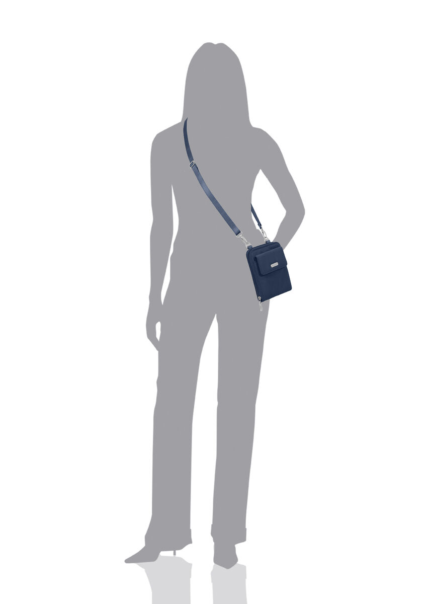 rfid passport crossbody