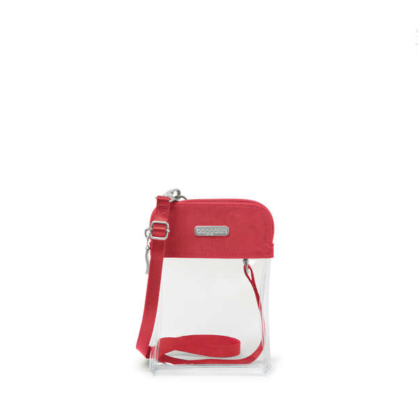 clear event compliant bryant crossbody bag