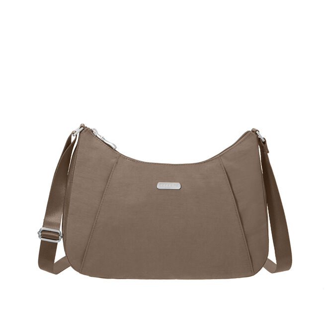 slim crossbody hobo