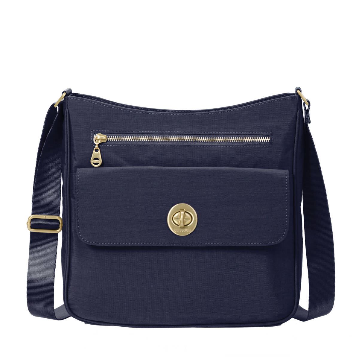 Antalya Top Zip Flap Crossbody Bag