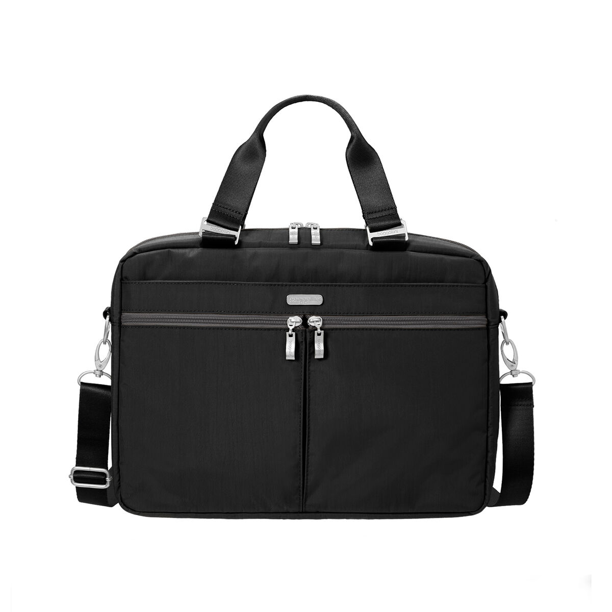 slim laptop briefcase bag