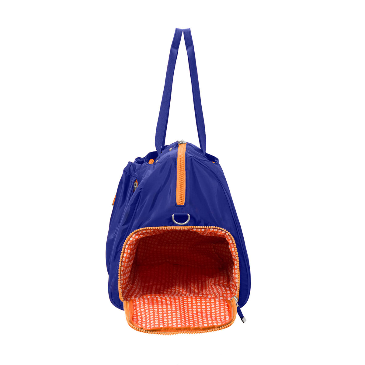 step to it yoga duffel bag