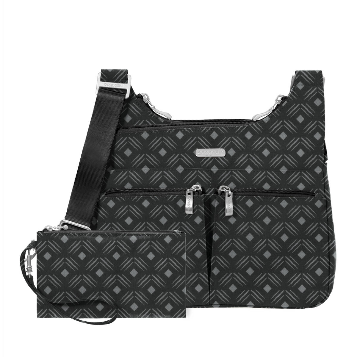 cross over crossbody with rfid