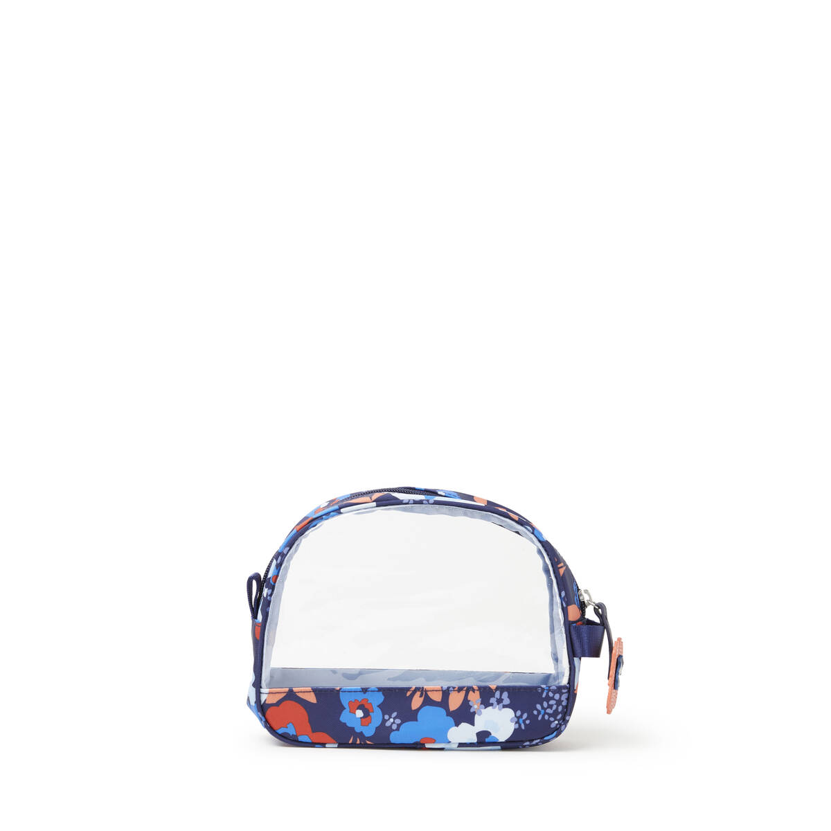 clear cosmetic pouch