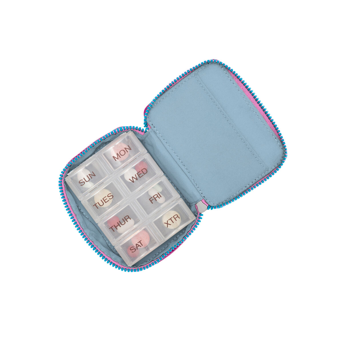 travel pill case