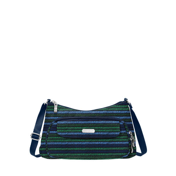 everyday bagg with rfid wristlet