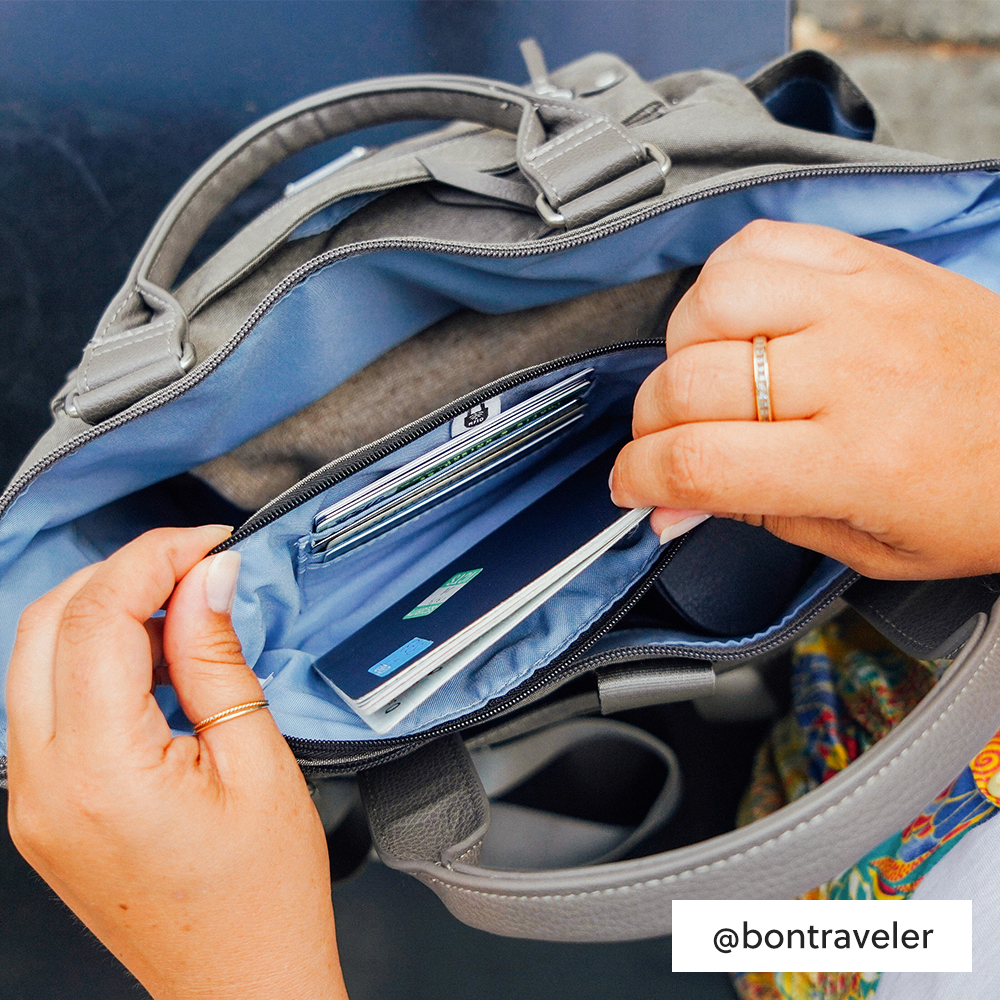 New year, fresh start. Learn how our bags can help you get (and stay) organized.
